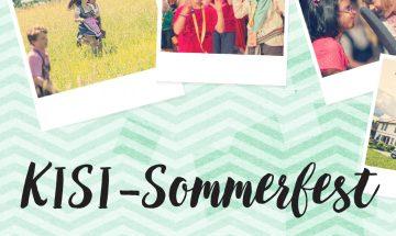 Das KISI-Sommerfest: Infos