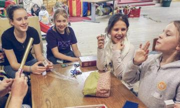 Bibel, Rodeln, Spiel und Spaß bei den KISI DAYS!