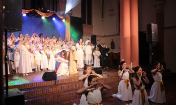 Kerstmusical in Ter Apel