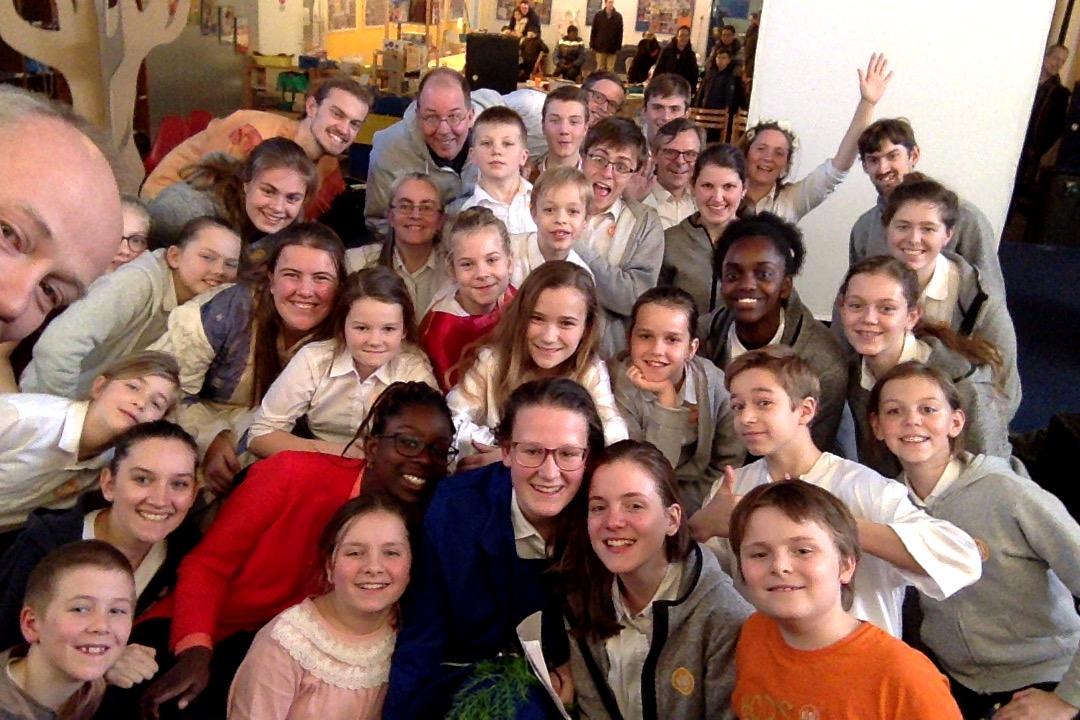 Foto Missionaris Mirjam