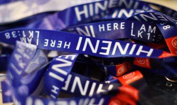 """KISI-feest 2019 """"HINENI, Here I am!"""": 20-22 september"""