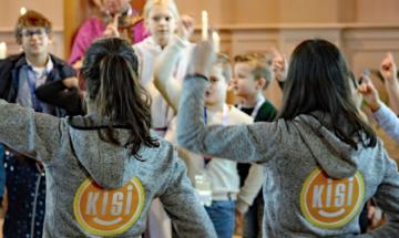 Workshop in Den Helder