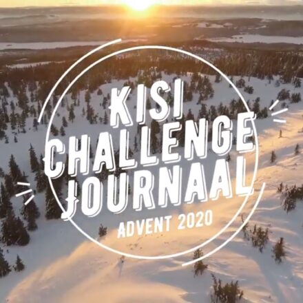 KISI challenge journaal